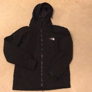 Men's North Face winter jacket